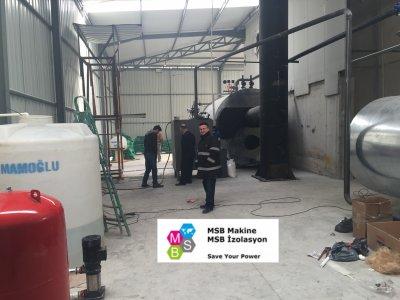 EPS/Strafor/Köpük Kazan Dairesi