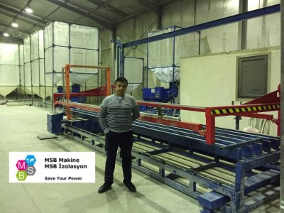 EPS/Strafor/Köpük Kompakt Tip Kesme ve Dilimleme Makineleri
