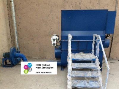 EPS Kırma Makineleri