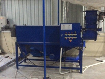 EPS Tozalma Makineleri