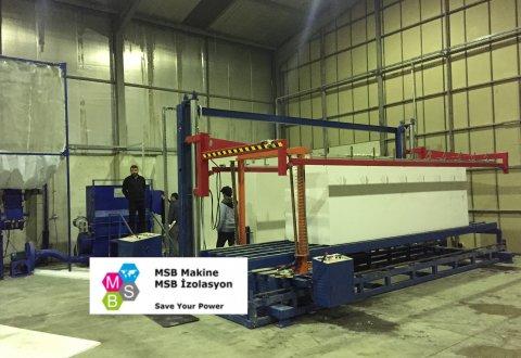 EPS Kesme ve Dilimleme Makinesi- (Kompakt Tip)