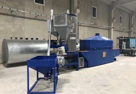 EPS Kontinyus Tip Şişirme Makineleri